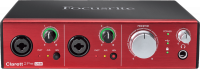 Interface audio Focusrite Clarett 2Pre USB