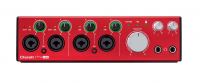 Interface audio Focusrite Claret 4Pre USB
