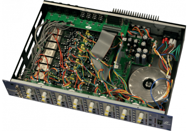 Préampli Focusrite ISA One AD-CARD-ONE-430