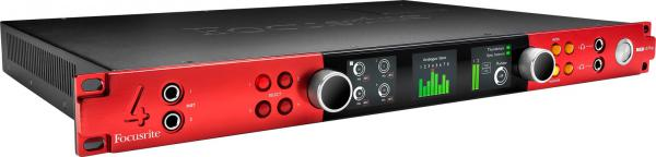 Interface audio thunderbold Focusrite Red 4Pre