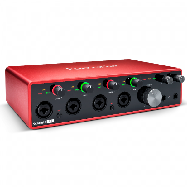 Interface audio usb Focusrite Scarlett 18I8 G3