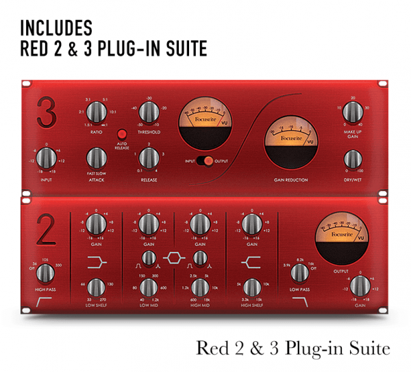 Pack home studio Focusrite Scarlett 3 Solo Studio
