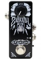 Pédale compression / sustain / noise gate  Fortin amps Mini ZUUL Noise Gate