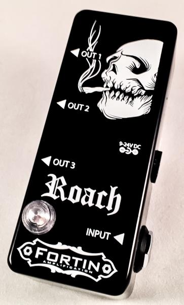 Footswitch & commande divers Fortin amps Roach 3-way Splitter
