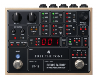 Pédale reverb / delay / echo Free the tone Future Factory Digital Delay