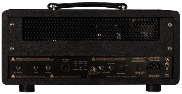 Tête ampli guitare électrique Friedman amplification JJ Junior Head