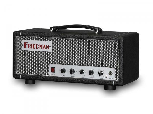 Tête ampli guitare électrique Friedman amplification Mini Dirty Shirley