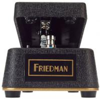 Pédale wah / filtre Friedman amplification No More Tears Gold-72 Wah