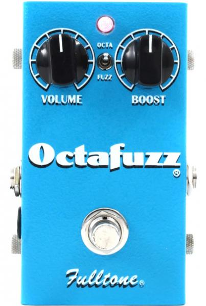 Pédale overdrive / distortion / fuzz Fulltone Standard Octafuzz OF-2