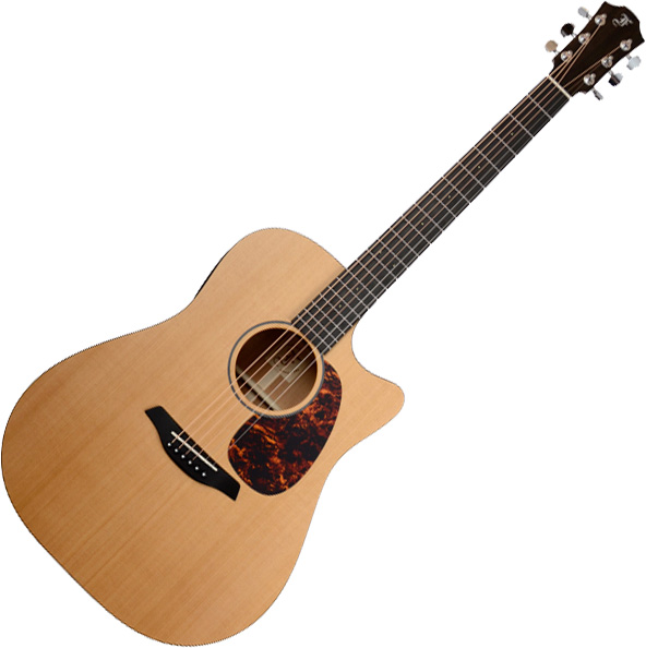 Guitare folk & electro Furch Millennium D20-CM Cut LRB1 - Natural