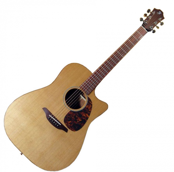 Guitare folk & electro Furch Millenium D-20-CM Pan Coupé - Natural