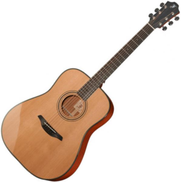 Guitare folk & electro Furch Millenium D22-CM - Natural