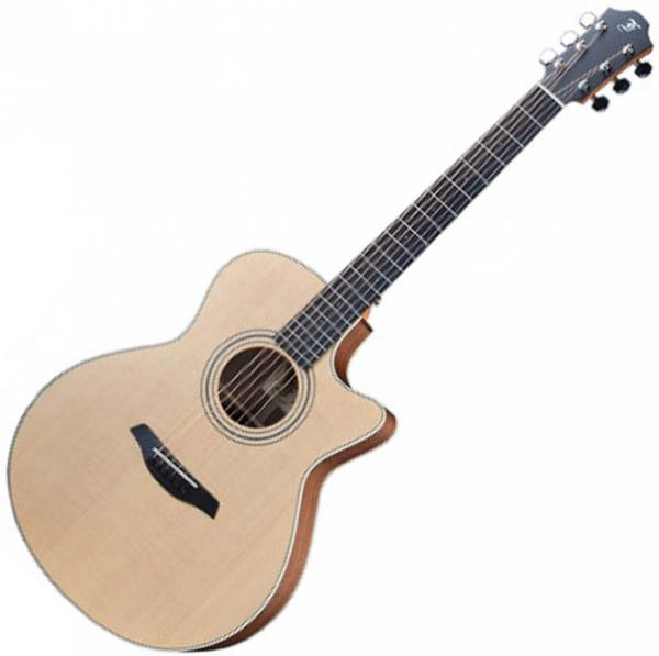 Guitare folk & electro Furch Millenium G21-SW Cut LRB1 - Natural