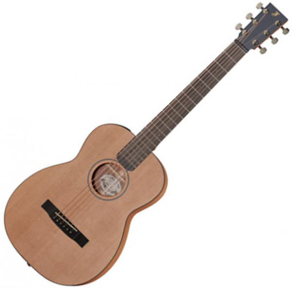 Guitare acoustique voyage Furch Little Jane LJ10-CM LRB1 Travel - Natural