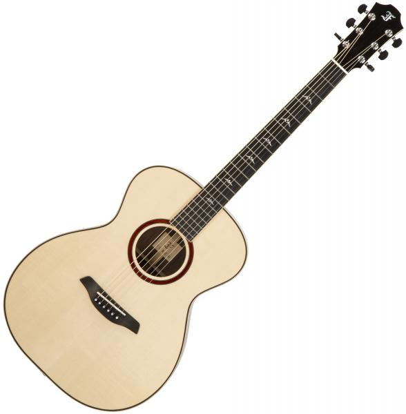 Guitare folk & electro Furch Rainbow Orange OM SR - Natural