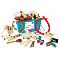 Set percussion enfants Fuzeau Malle Sélection 28 Instruments