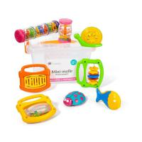 Set percussion enfants Fuzeau Mini Mall 8 instruments