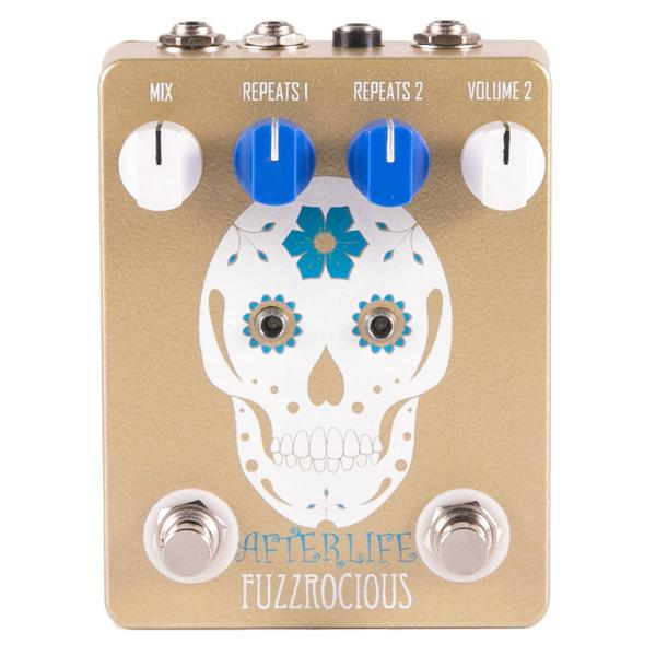 Pédale reverb / delay / echo Fuzzrocious Afterlife Reverb