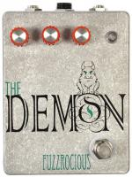 Pédale overdrive / distortion / fuzz Fuzzrocious The Demon Overdrive