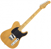 Guitare électrique solid body G&l Tribute ASAT Classic - Butterscotch blonde