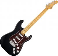 Guitare électrique solid body G&l Tribute Legacy - Black