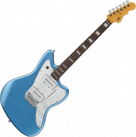 Guitare électrique solid body G&l Tribute Doheny - Lake placid blue