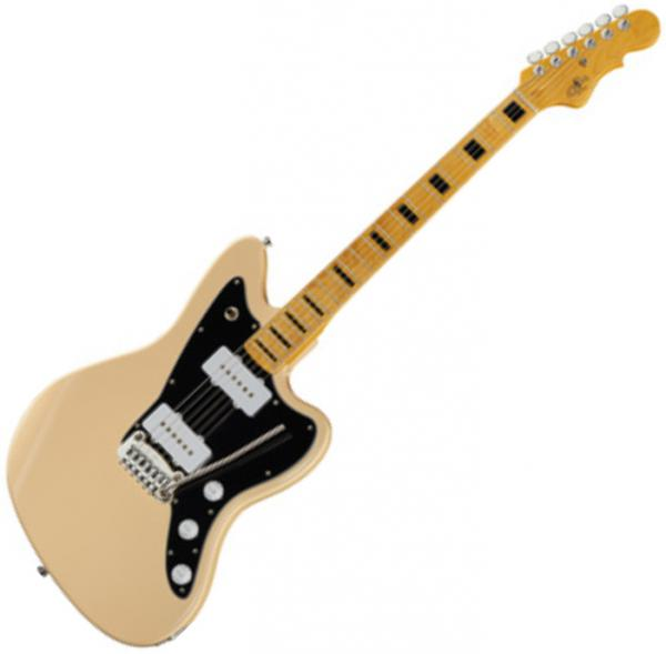 Guitare électrique solid body G&l Tribute Doheny - Olympic white
