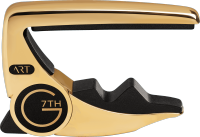 Capodastre  G7th Performance 3 Steel String - 18kt Gold-Plate
