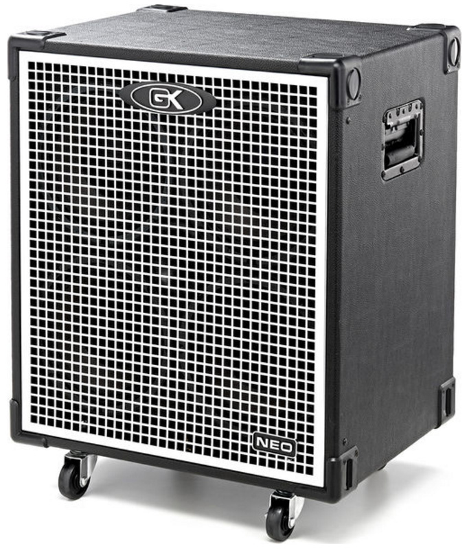 baffle ampli basse gallien krueger neo 410 4 ohms star 39 s music. Black Bedroom Furniture Sets. Home Design Ideas