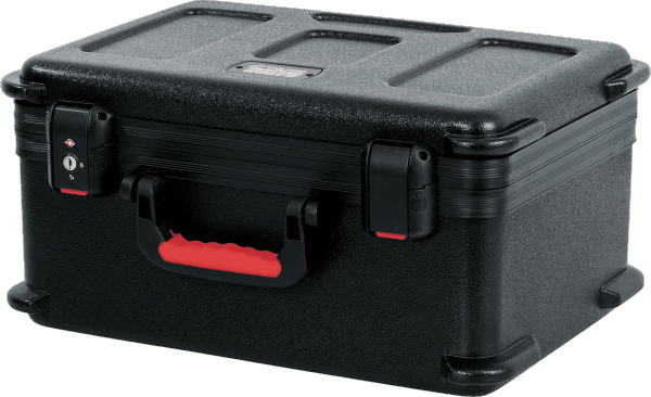 Flight case rangement Gator GTSA-MICW7