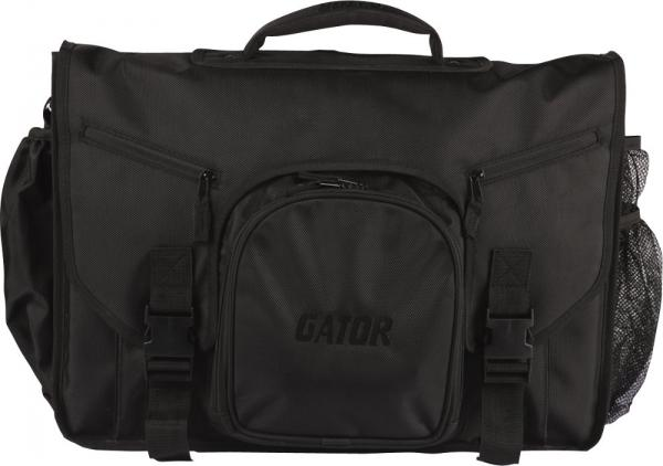 Sac transport trolley dj Gator G-CLUB-CONT Messenger Style Bag Controller