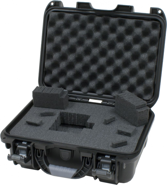 Flight case rangement Gator GU-1309-06-WPDF