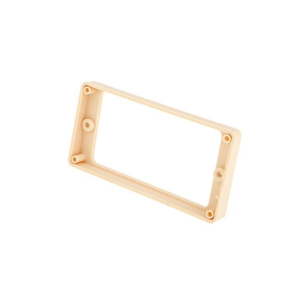 Cache truss rod cloche Gibson Bridge Pickup Mounting Ring - Creme