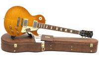 image Custom Shop 1959 Les Paul Standard (#943076) - Lightly Aged Lemon Burst