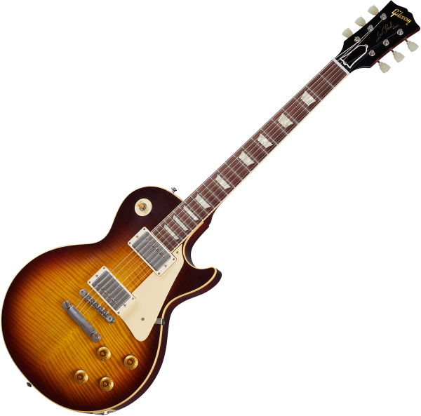 Guitare électrique solid body Gibson Custom Shop Murphy Lab 1959 Les Paul Standard Reissue - Ultra light aged southern fade burst