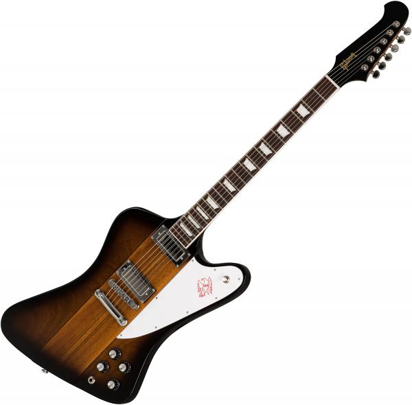 Guitare électrique solid body Gibson Firebird 2019 - vintage sunburst
