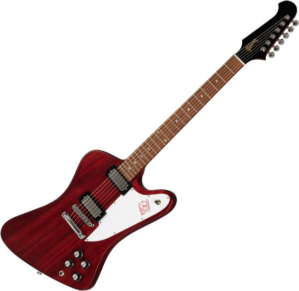 Guitare électrique solid body Gibson Firebird Tribute 2019 - satin cherry