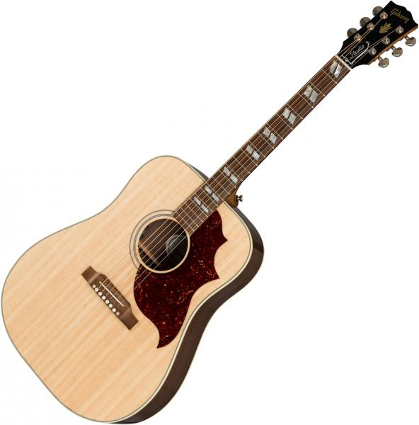 Guitare folk Gibson Hummingbird Studio 2019 - natural