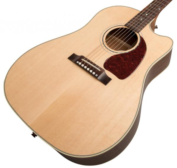Guitare folk Gibson J-45 Mahogany M - antique natural