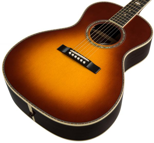 Guitare folk Gibson L-00 Deluxe 2019 - rosewood burst