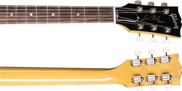 Guitare électrique solid body Gibson Les Paul Special - tv yellow