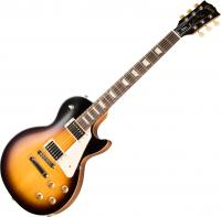 Guitare électrique solid body Gibson Modern Les Paul Tribute 2019 - Satin tobacco burst