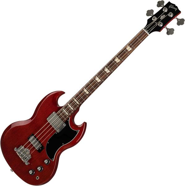 image SG Standard Bass 2019 - heritage cherry