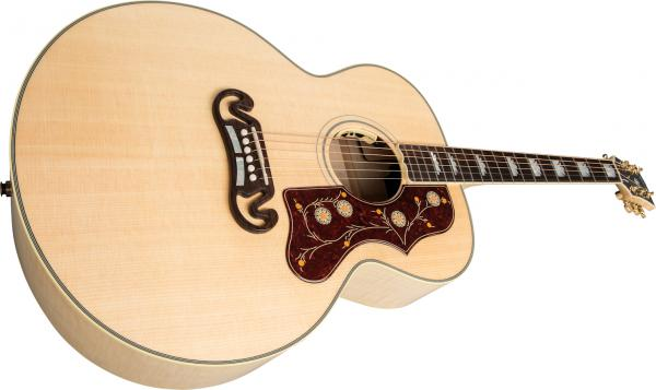 Guitare folk & electro Gibson SJ-200 Standard 2019 - antique natural