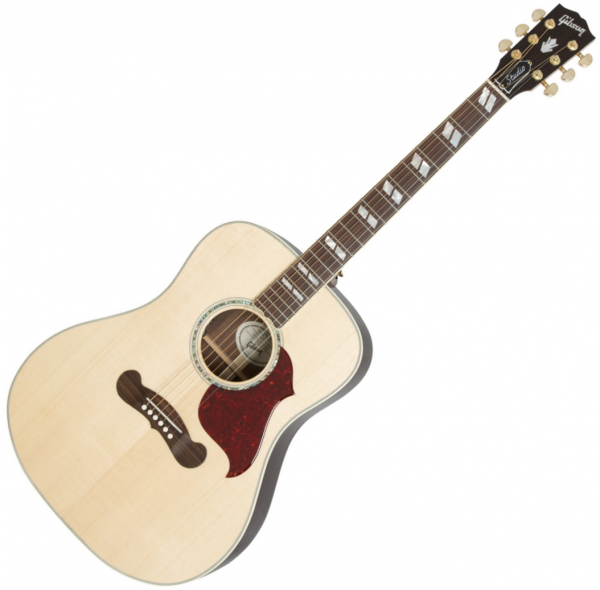 Guitare folk Gibson Songwriter Studio 2019 - antique natural