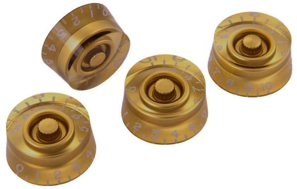 Bouton  Gibson Speed Knobs 4 Pack - Gold