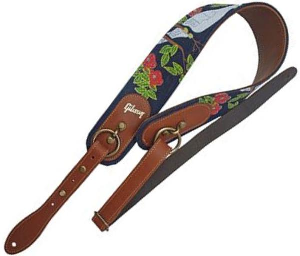 Sangle courroie Gibson The Dove Premium Guitar Strap