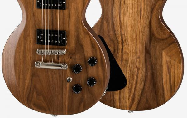 Guitare électrique solid body Gibson The Paul 40th Anniversary 2019 - walnut vintage gloss