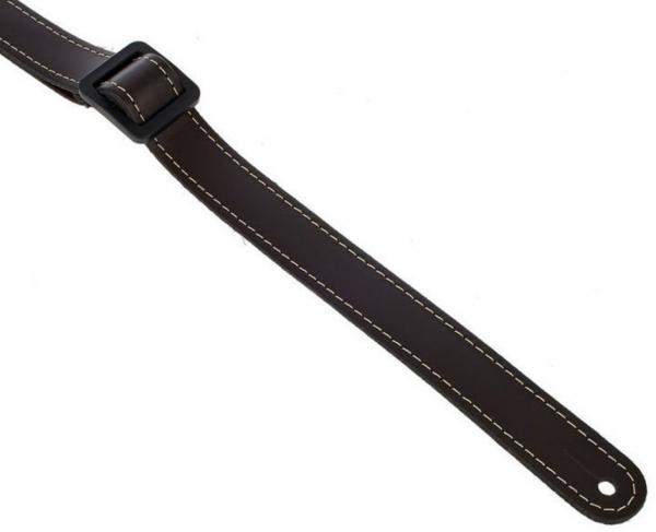 Sangle courroie Gibson The Troubadour Guitar Strap - Brown