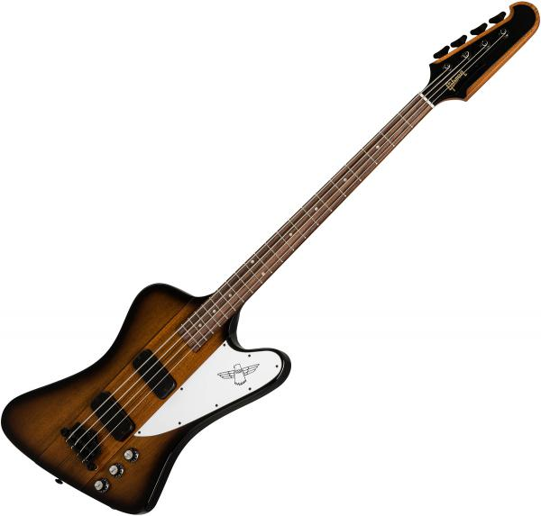 Basse électrique solid body Gibson Thunderbird Bass 2019 - vintage sunburst